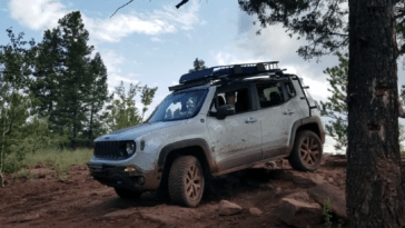 Jeep Renegade Trailhawk 2017 video