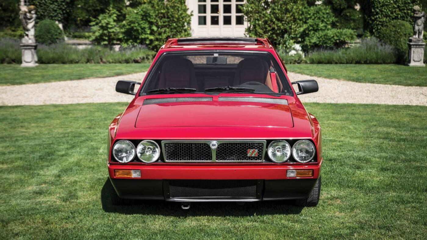 Lancia Delta S4 Stradale asta