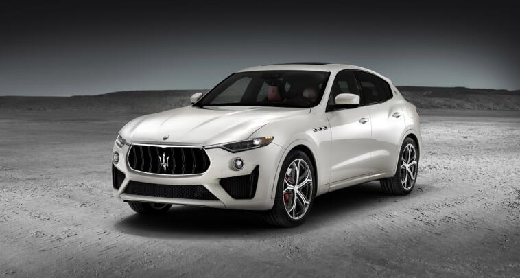 Maserati Levante Salone di New York 2019