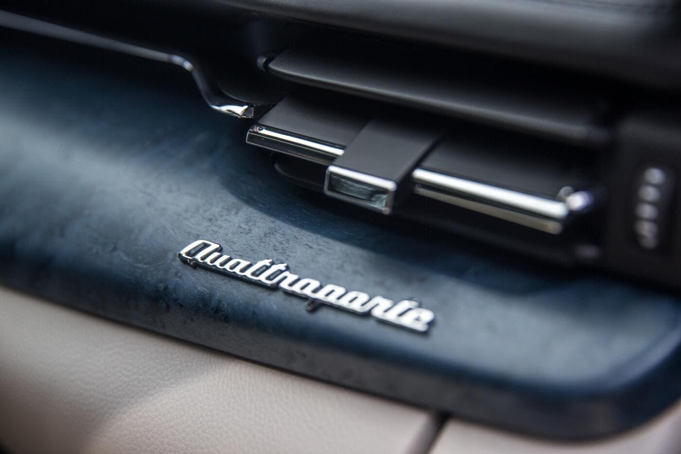 Maserati Quattroporte GranLusso ONE OF ONE