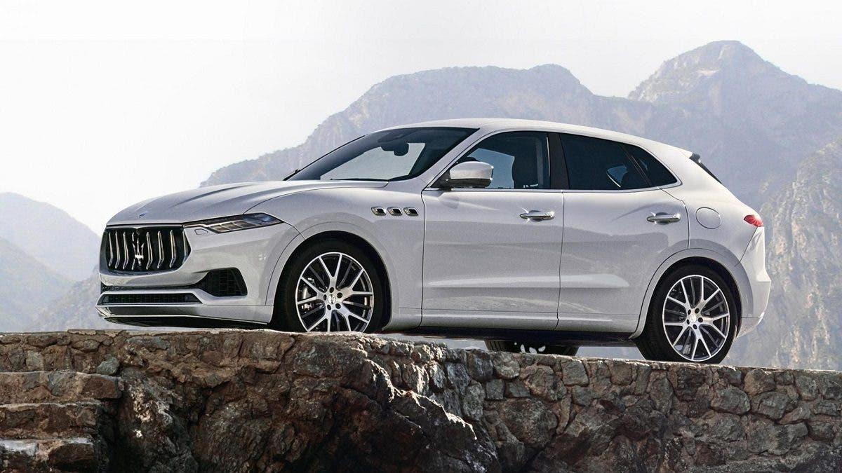 Maserati nuovo SUV 2021
