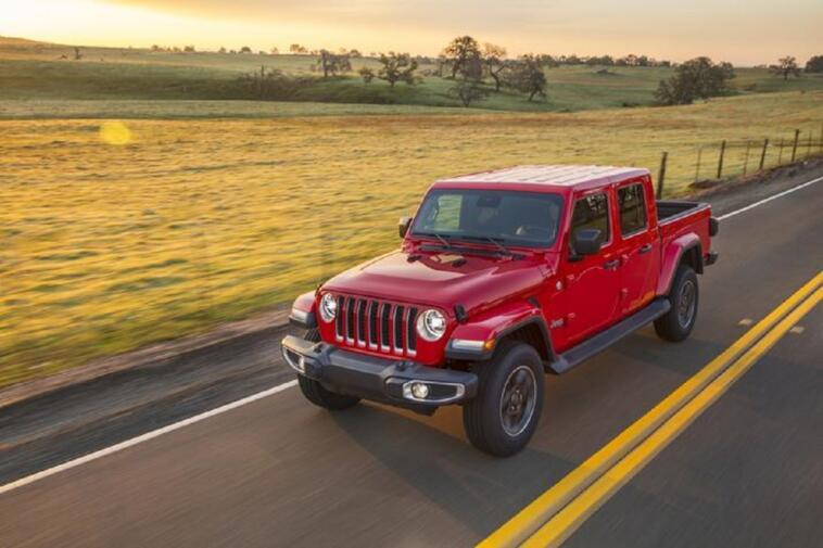 Nuovo Jeep Gladiator Wards 10 Best Interiors 2019