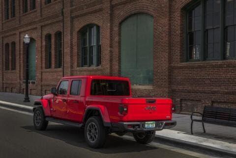 Nuovo Jeep Gladiator Wards 10 Best Interiors 2019