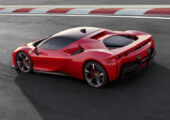 Ferrari SF90 Stradale Laterale