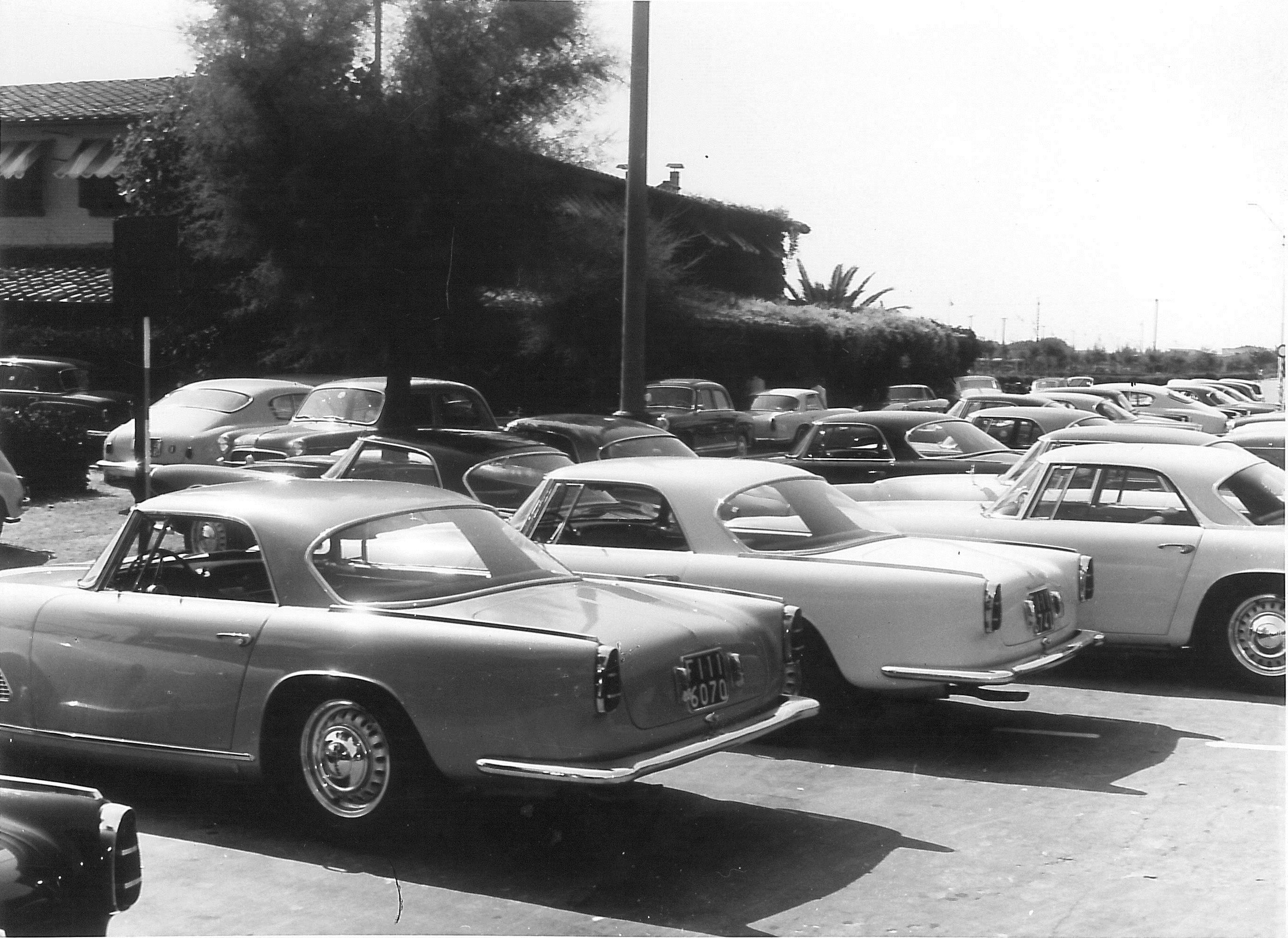 60 anni raduno Maserati