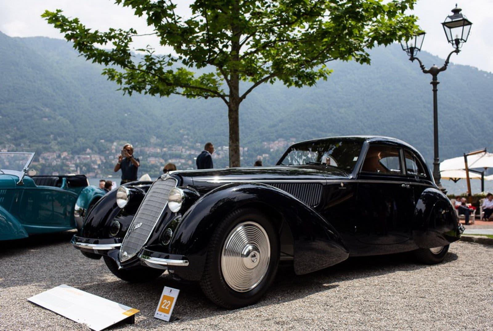 Alfa Romeo 8C 2900 B Coppa d'Oro