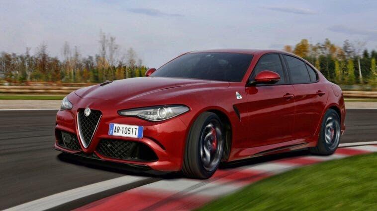 Alfa Romeo Giulia vendite