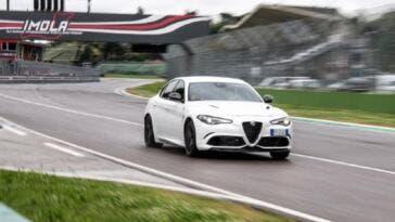 Alfa Romeo Minardi Day 2019