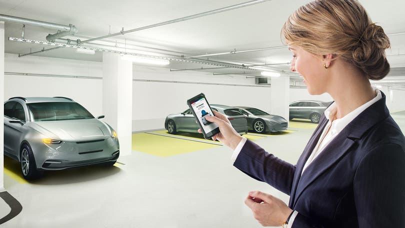 Bosch chiave digitale auto