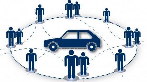 Crescono car sharing noleggio Italia