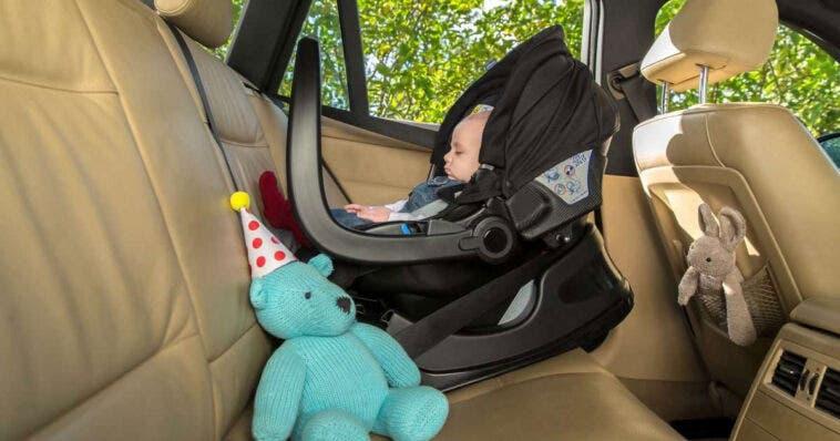 Dispositivi anti-abbandono bambini in auto obbligo