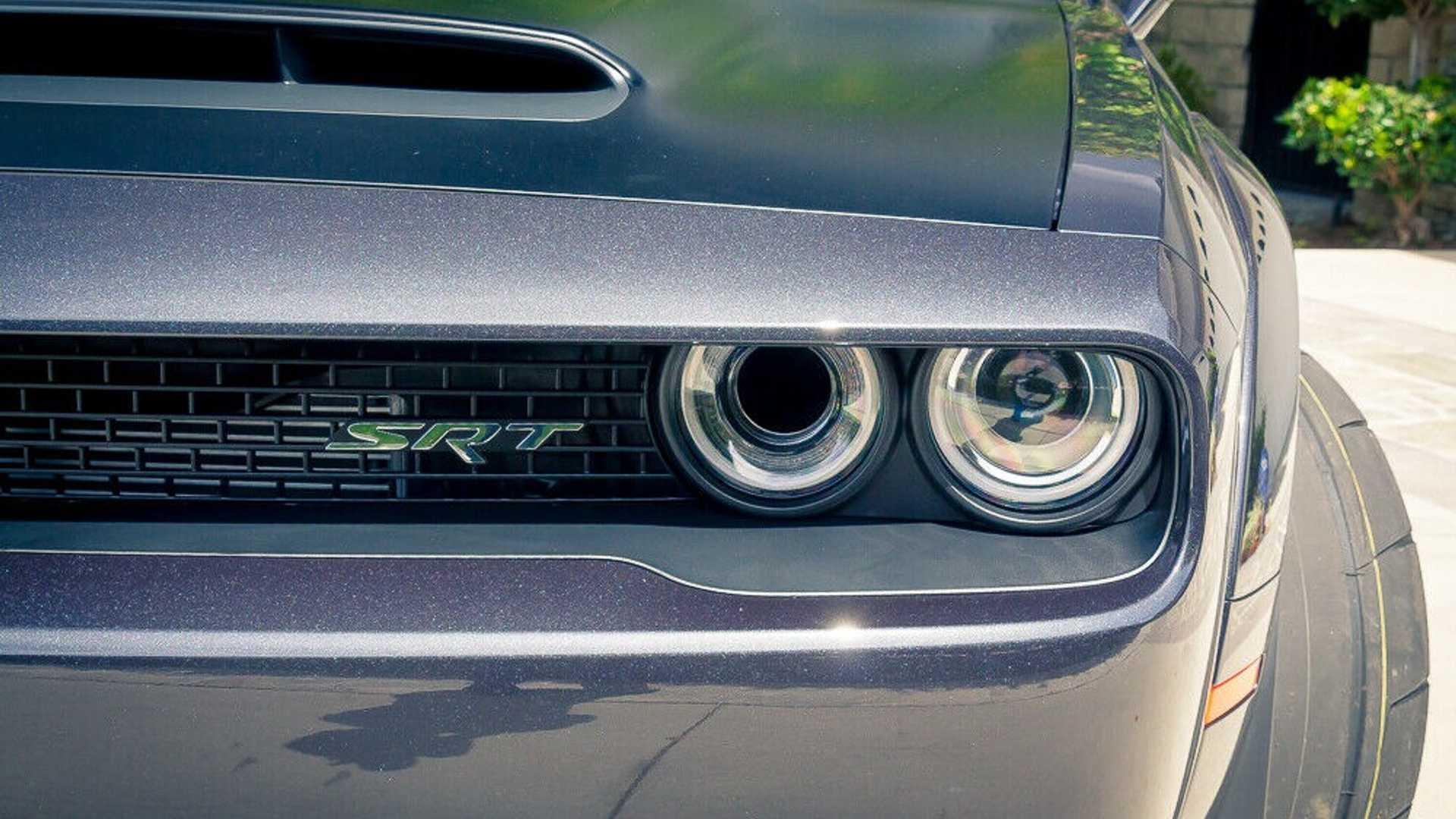 Dodge Challenger SRT Demon vendita eBay