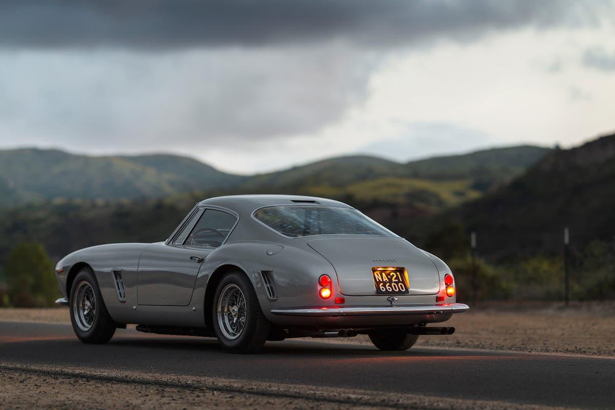 Ferrari 250 GT SWB Berlinetta asta