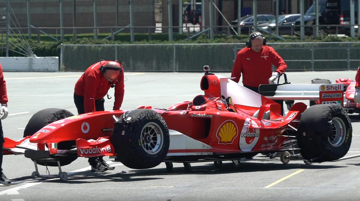 Ferrari Corse Clienti evento