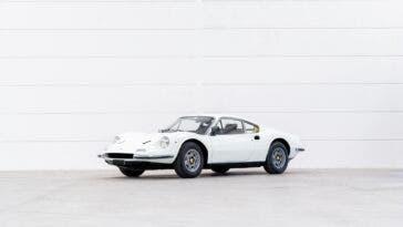 Ferrari Dino 246 GT Berlinetta asta Bolaffi