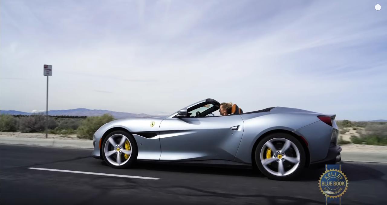 Ferrari Portofino esperienza completa