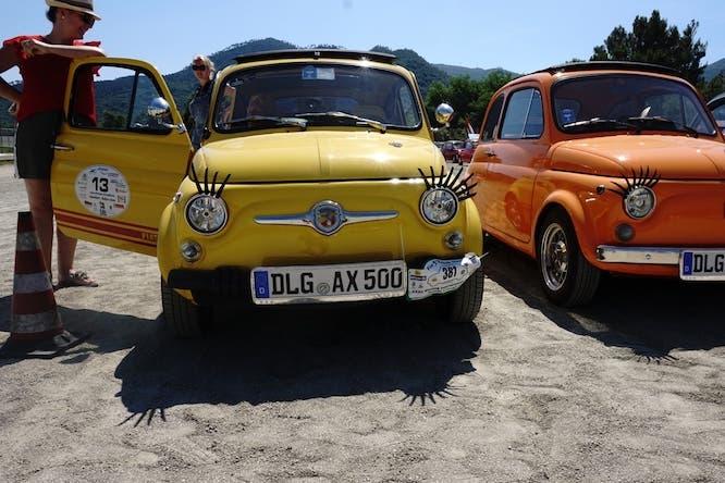 Fiat 500 Irlanda