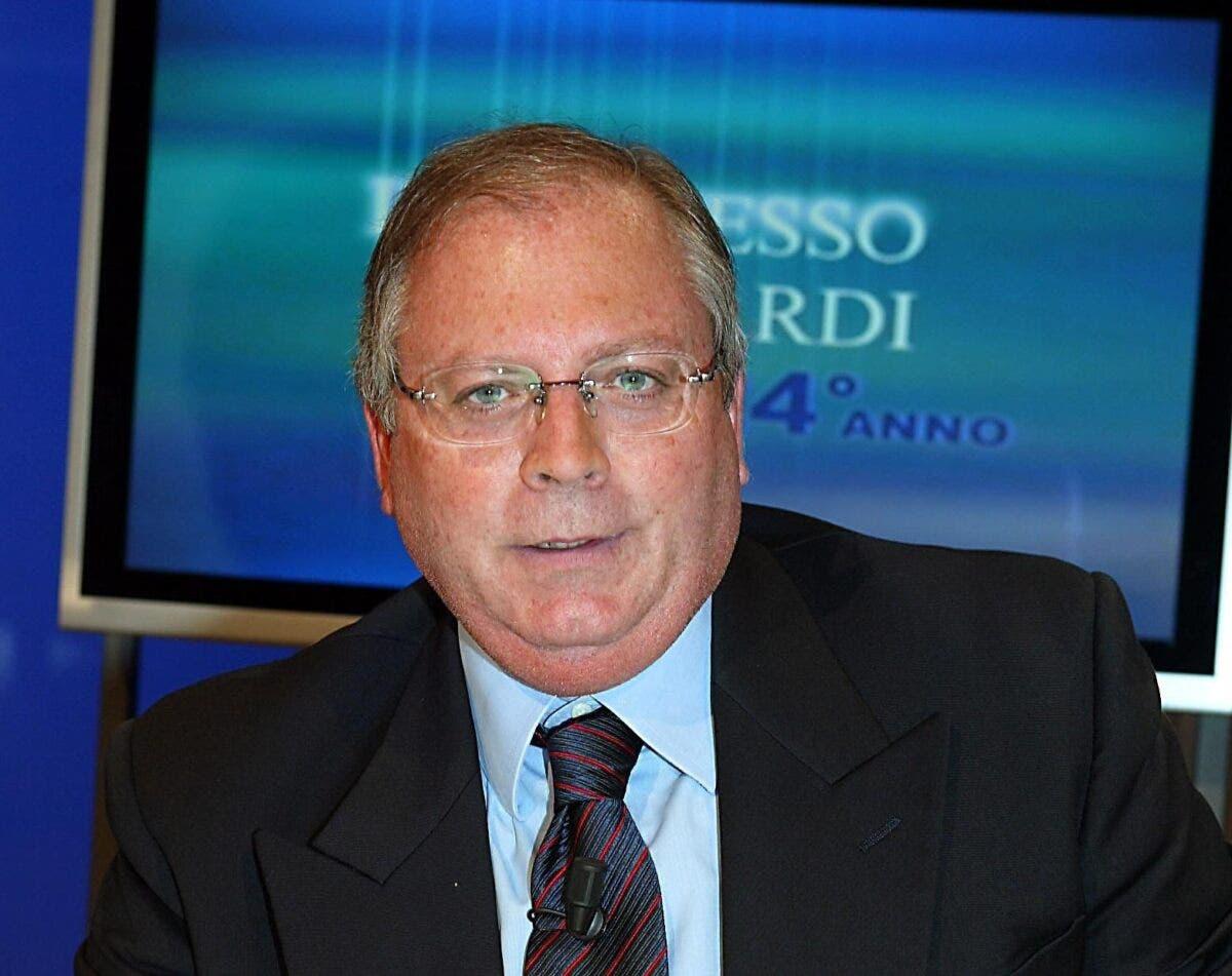 Giornalista Gigi Moncalvo