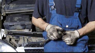 Industria auto meccanici specializzati