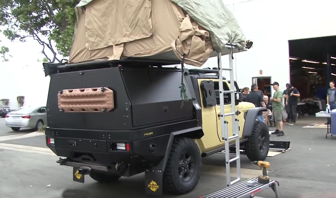 Jeep Gladiator Hellcat