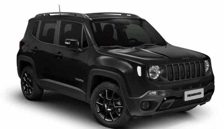Jeep Renegade Night Eagle Brasile