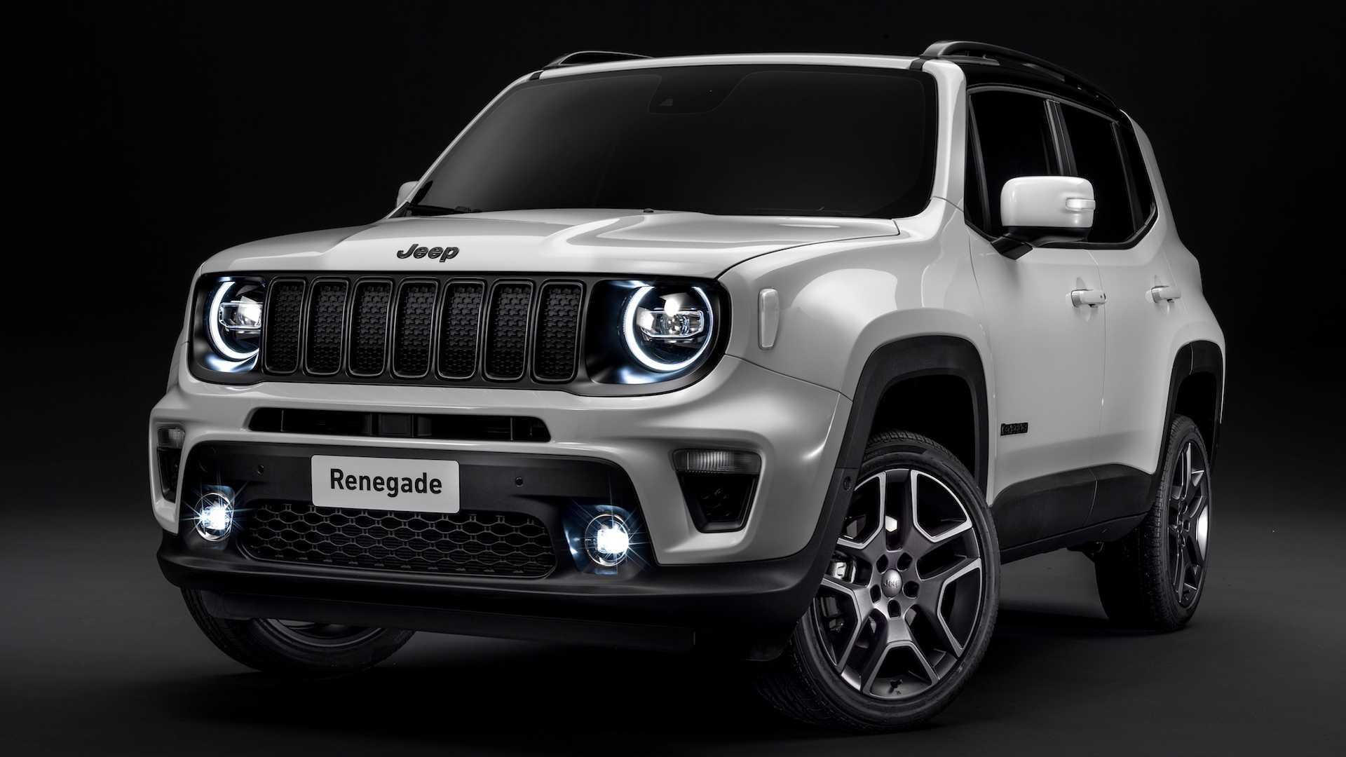 Jeep Renegade S