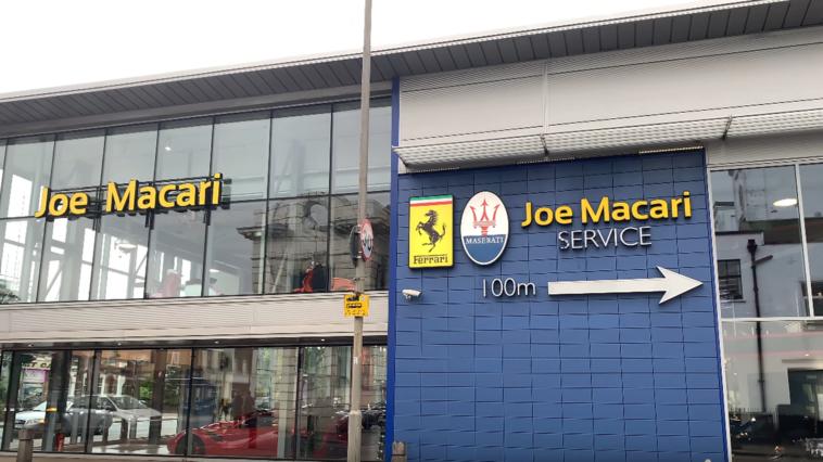Joe Macari