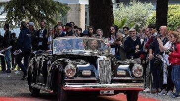 Lancia Astura Serie IV Trofeo BMW Group Italia