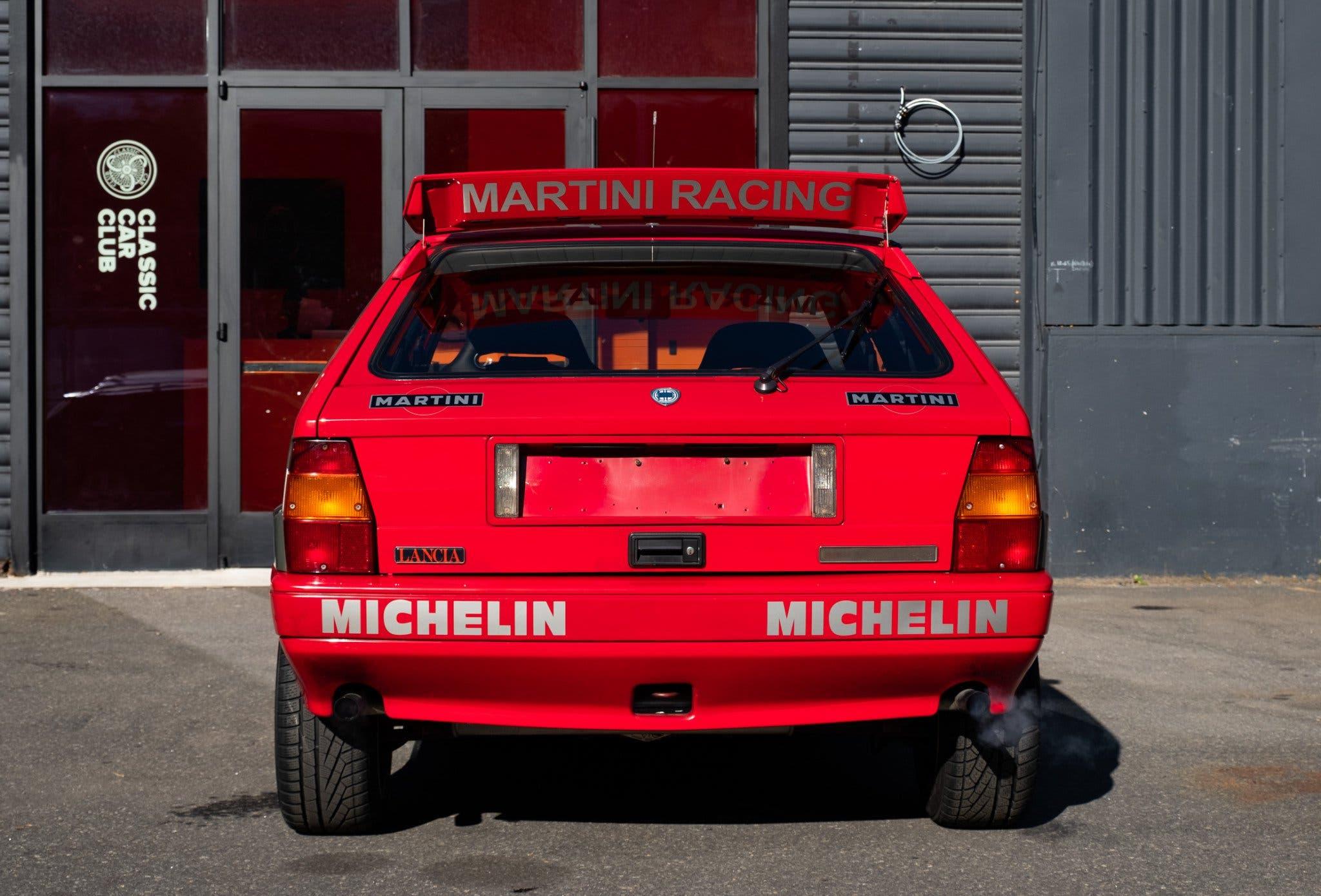 Lancia Delta Integrale 1989 asta