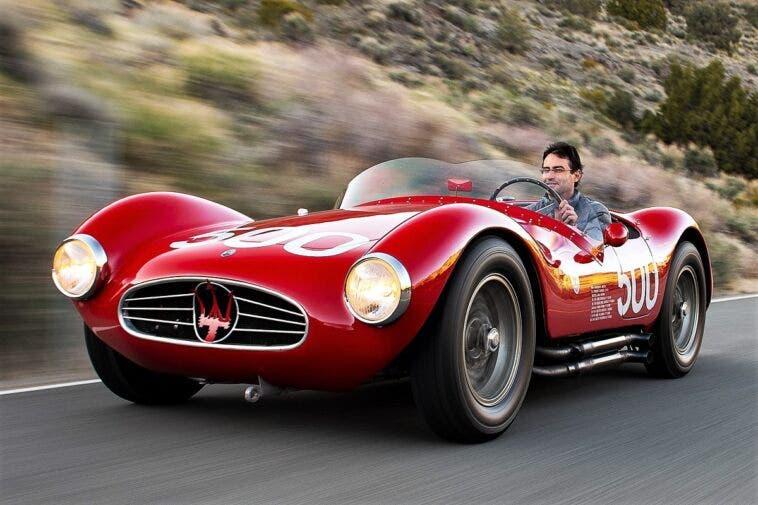 Maserati A6GCS asta RM Sotheby's