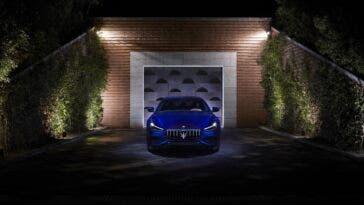 Maserati Antinori partnership