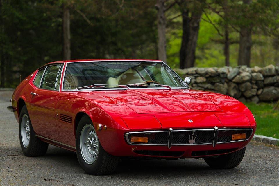 Maserati Ghibli 4.9 SS Coupé Bonhams