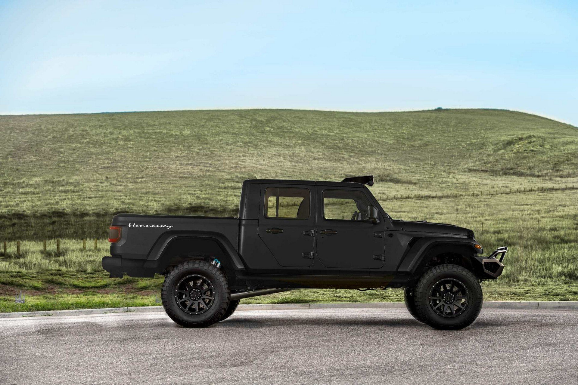 Maximus 1000 Jeep Gladiator Hennessey