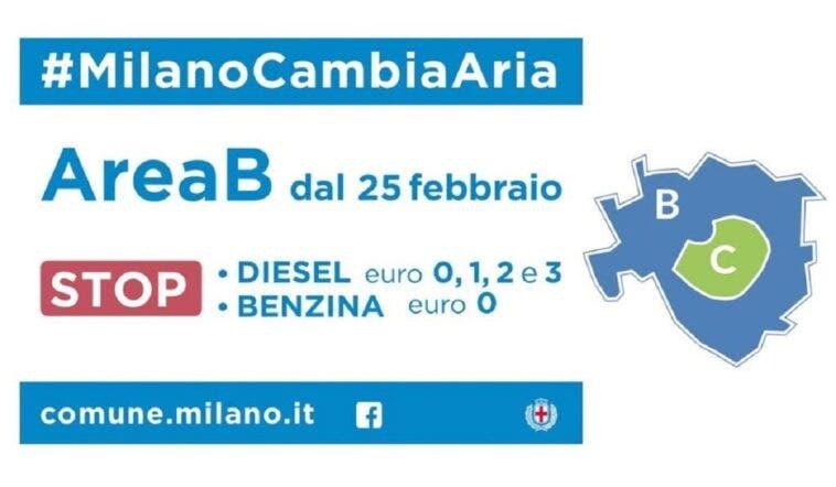 Milano Area B auto storiche accesso