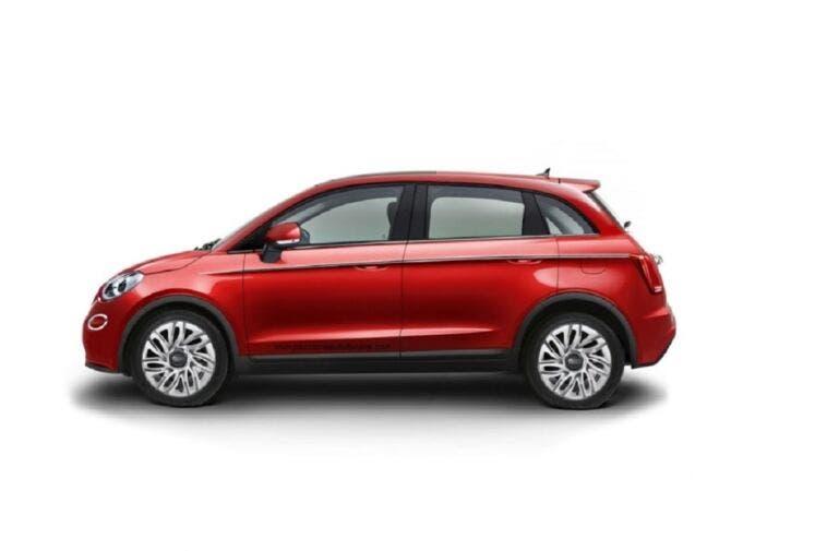 Nuova Fiat 500 Giardiniera render