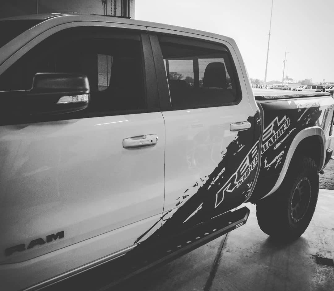 Ram 1500 Rebel 2019 TRX