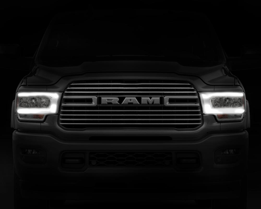 Ram 2500 2020 teaser Brasile