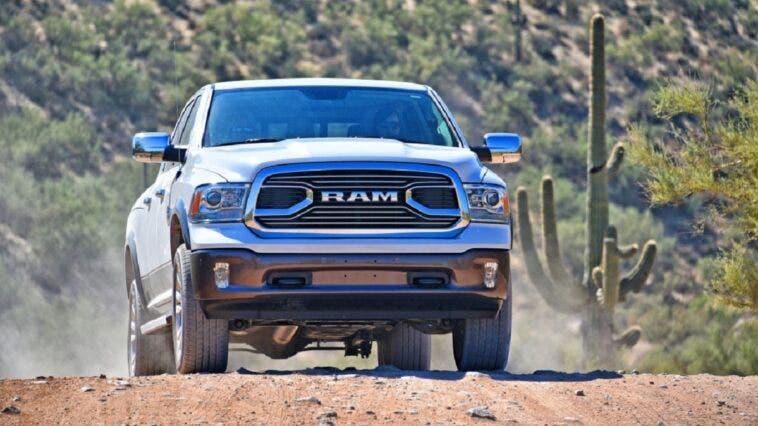 Ram pick-up