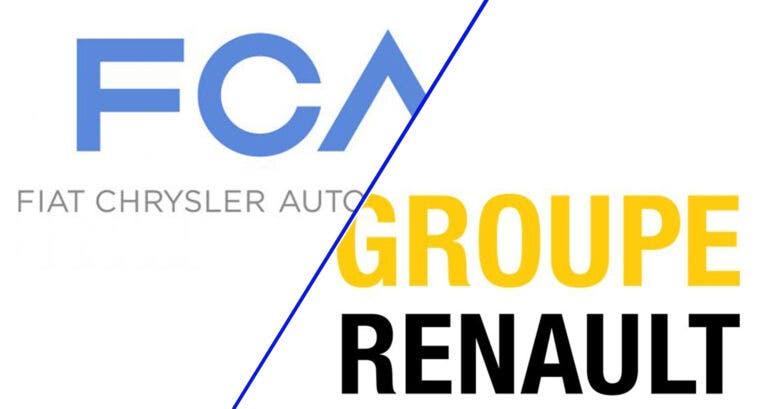 Fusione FCA Renault 2019