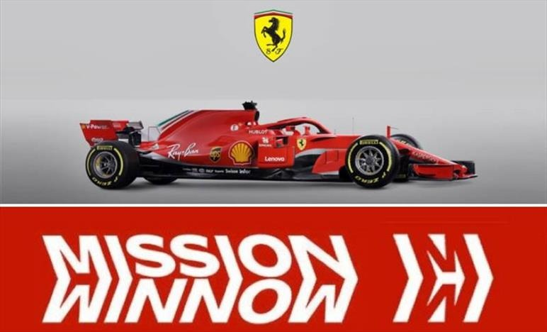 Ferrari Mission WinNow Brand
