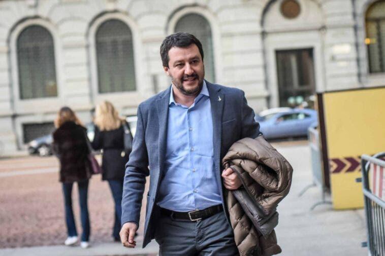 Matteo Salvini questione fusione FCA Renault