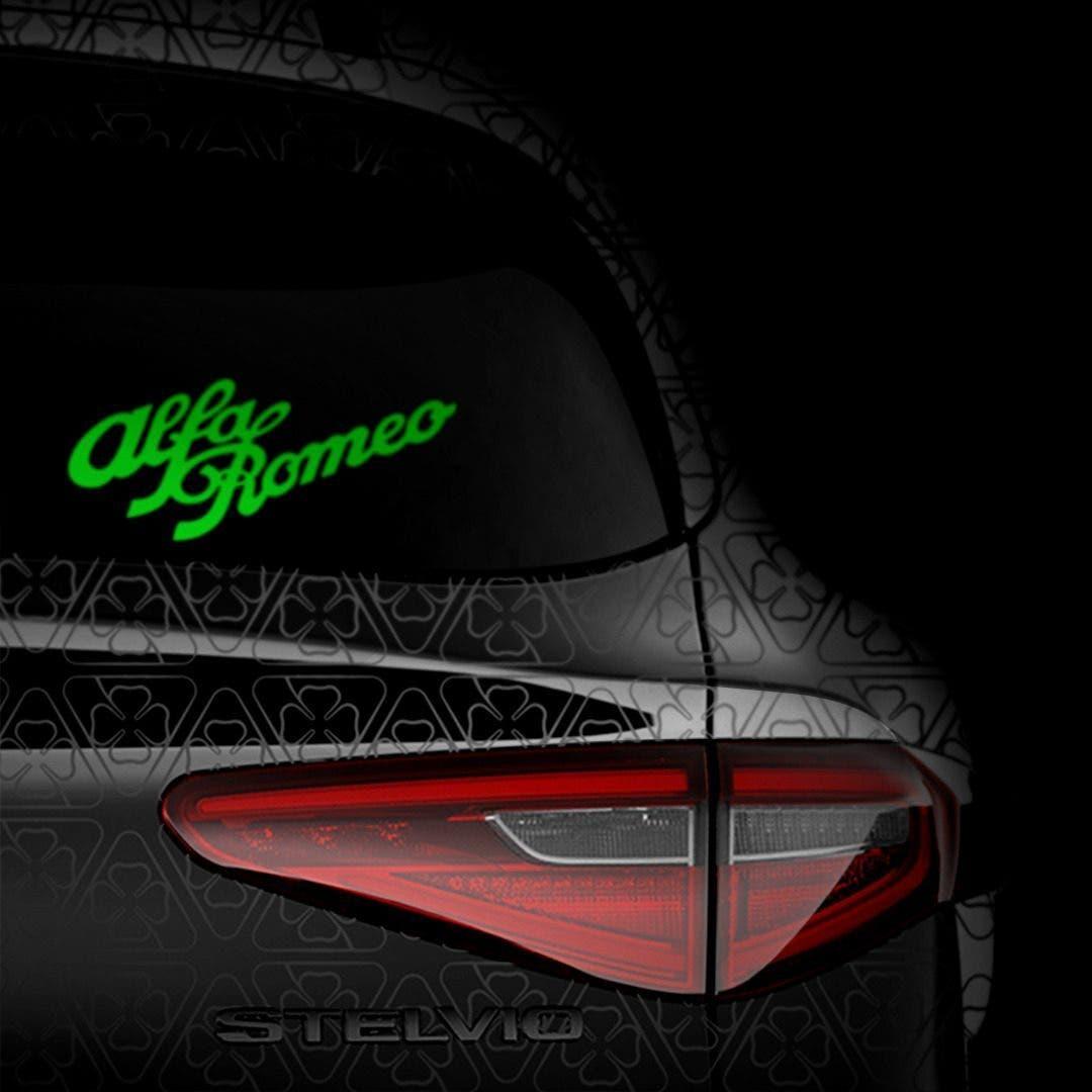 Alfa Romeo Stelvio Carrera teaser