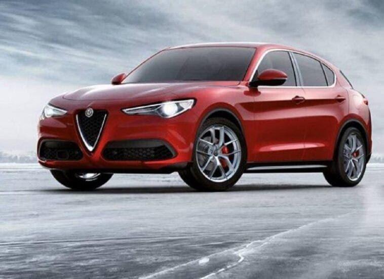 Alfa Romeo Stelvio Sport-Tech