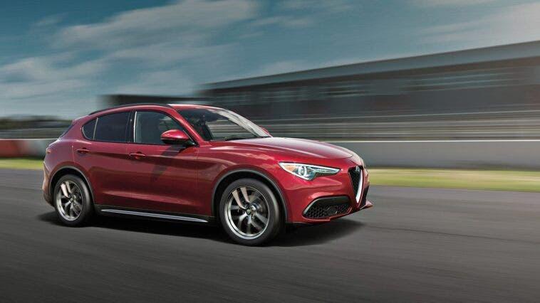 Alfa Romeo vendite Italia