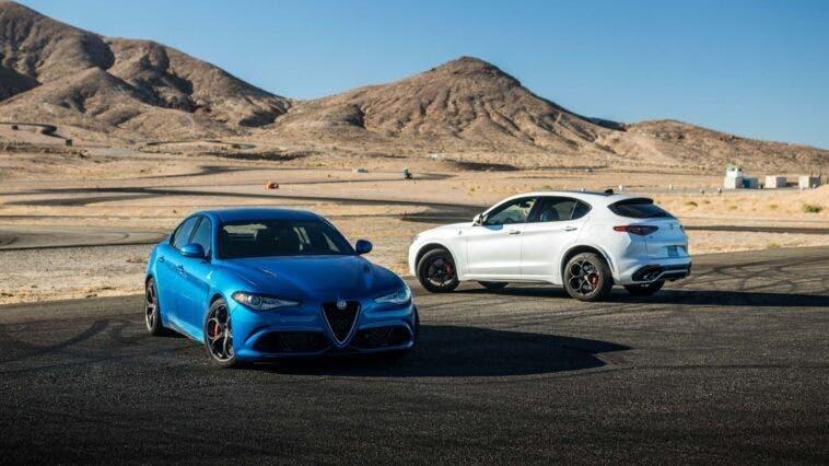 Alfa Romeo vendite usa