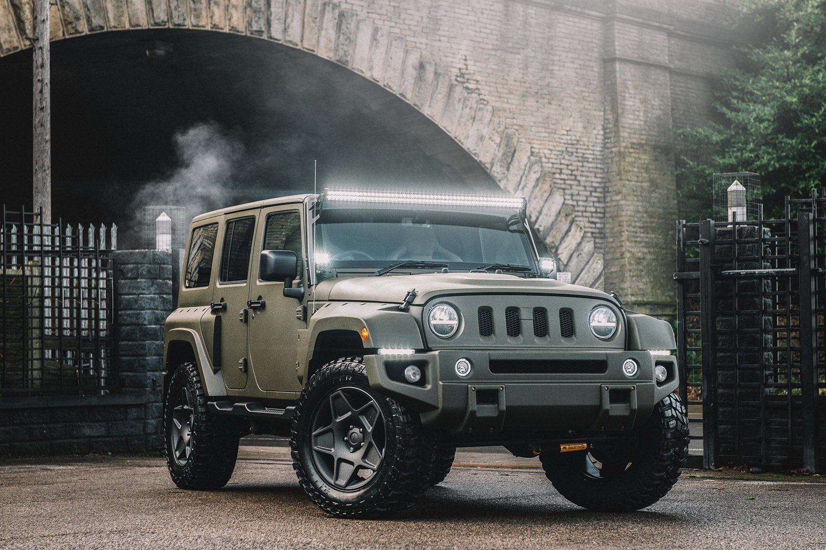 Black Hawk Expedition Jeep Wrangler