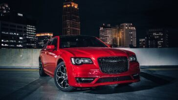 Chrysler 300S Sport Appearance