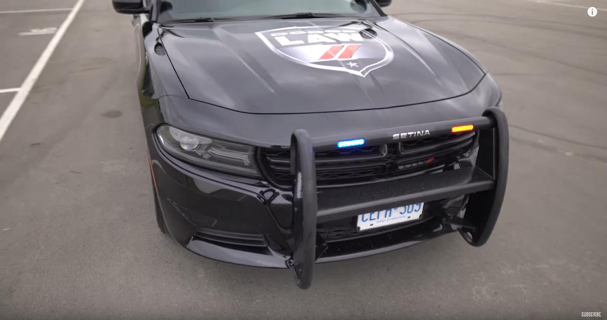 Dodge Charger Enforcer 2019