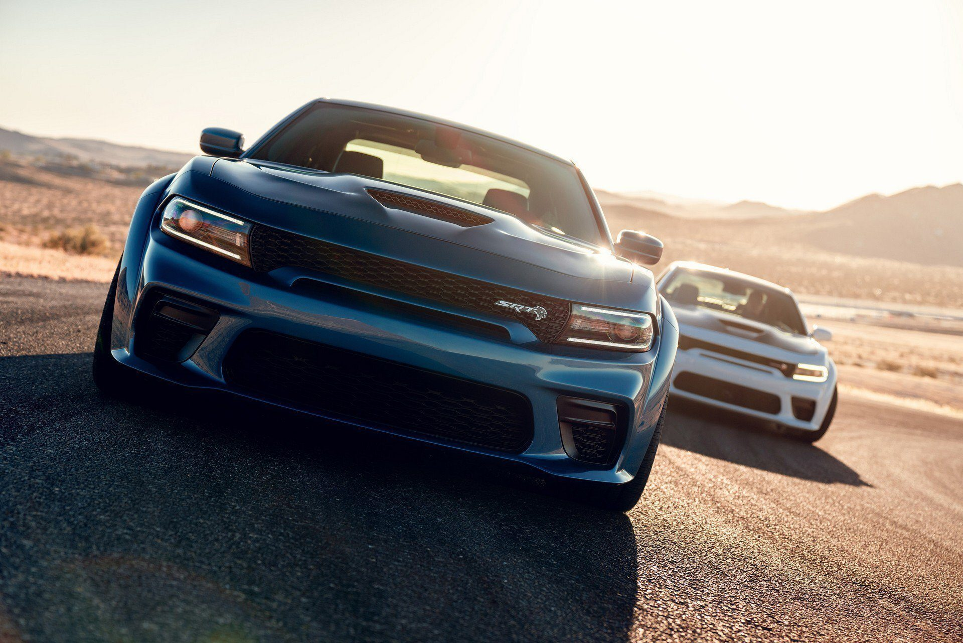 Dodge Charger Scat Pack e SRT Hellcat Widebody 2020