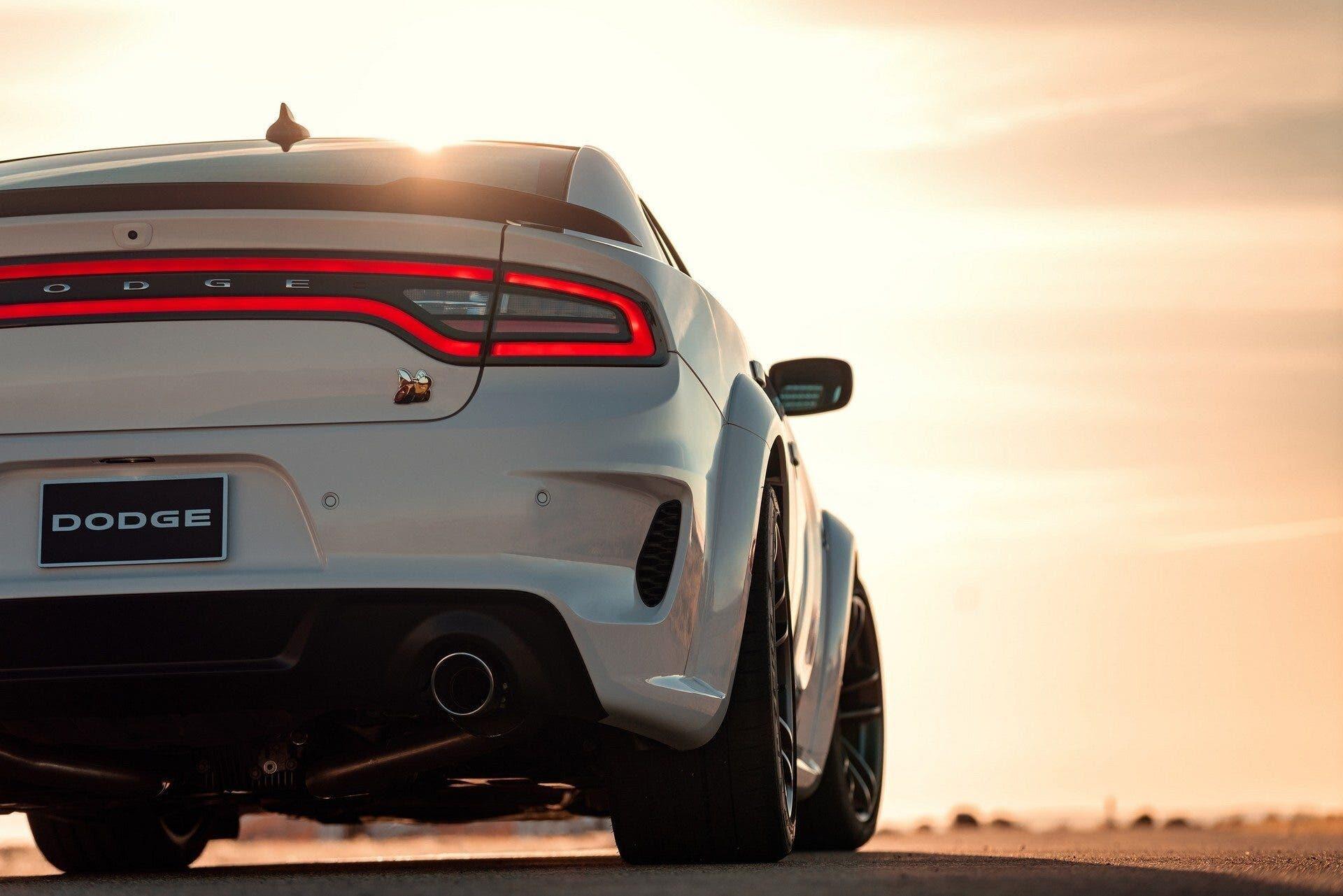 Dodge Charger SRT Hellcat Scat Pack Widebody